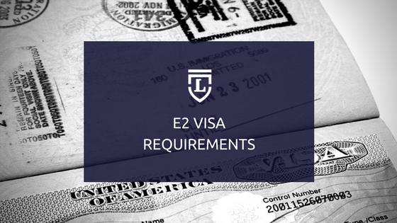 E2 Requirements