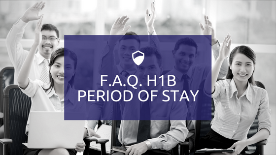 H1B Period of Stay