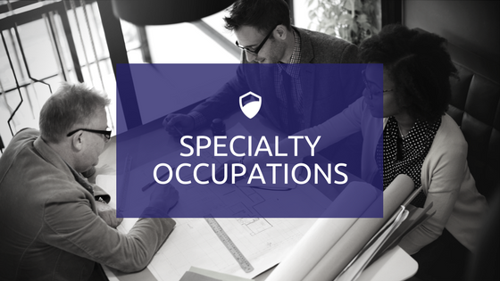 Specialty Occupations