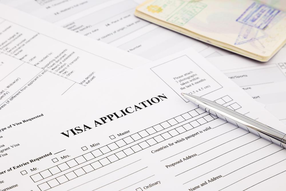h1b visa application
