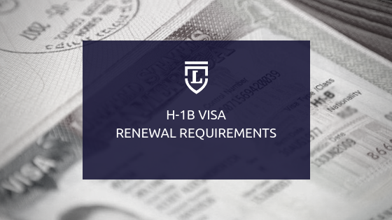 H1B requirements
