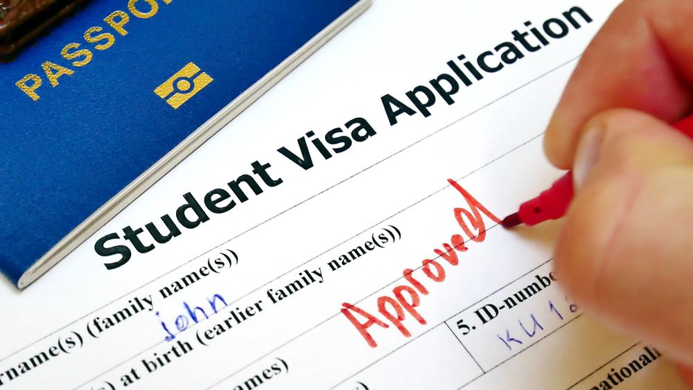 Student Visa Paperwork