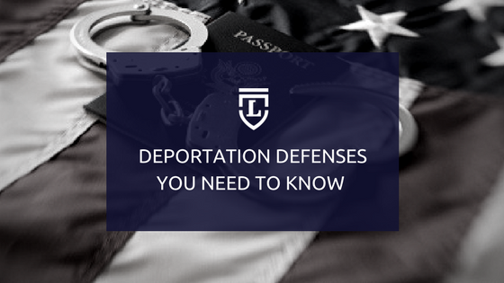 Deportation Defense