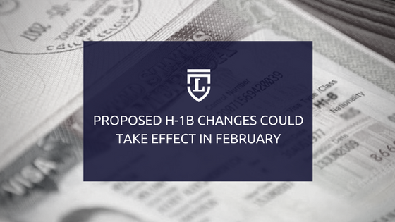 H1B changes